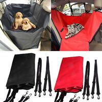 Cat Auto Car Rear Back Seat Protector Cover Hammock Pet Dog Mat Blanket Cushion