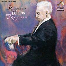 Chopin / Arthur Rubinstein - Nocturnes [New CD]