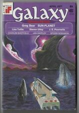 Galaxy Science Fiction April 1977