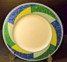 """Mikasa Ultima + China Color Image Dinner Plate 10 3/4"""" HK230 EXCELLENT!"""