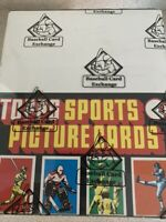 1987 Topps Baseball Rack Box (24 Packs) BBCE Wrapped FASC From a Sealed Case