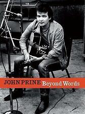 John Prine Beyond Words by John Prine (2017, Paperback)