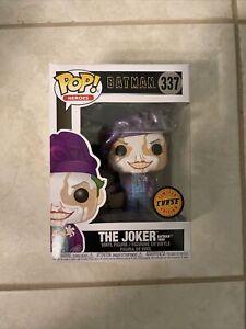 Funko Pop, The Joker, Chase Limited Edition, #337, Batman, New