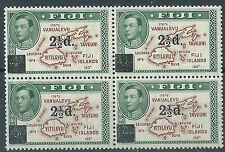 Fiji (until 1967) Block Stamps