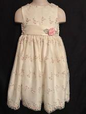 Cinderella Girls Sleeveless Floral Dress Size 5