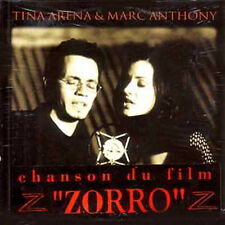 CD SINGLE Tina ARENA  & Marc ANTHONY I want to spend my lifetime with you Stick