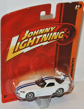 Forever 64 r5 - 2008 DODGE VIPER srt10-WHITE - 1:64 Johnny Lightning