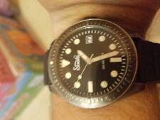 Szanto Men's 5204 Vintage Dive Watch Series