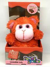Russ Yummy Luvvies Chelsea Chocolate Scented Stuffed Animal Plush