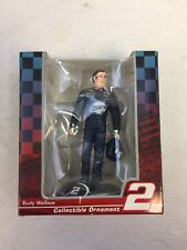2004 Rusty Wallace Collectible Ornament NASCAR TREVCO NEW in Box