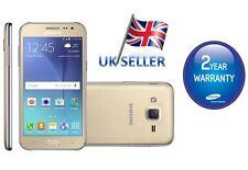 Nuevo Sellado Samsung Galaxy J3 2016 J320F de doble SIM Dorado 8GB Desbloqueado Garantía