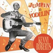 Jumpin' & Yodelin' * by Kenny Roberts (CD,1996, Bear Family Records) Brand New
