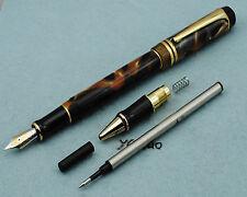 Kaigelu (kangaroo) 316 Fountain Pen Medium Nib With Roller Parts Without Box