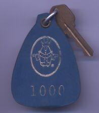 Royal Inn Redding CA Hotel Motel Room Key