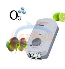 Aquário ajustável, Gerador De Ozônio Ozonizador Para Planta E Aquário Saúde