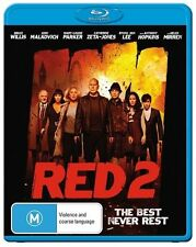 Red 2 (Blu-ray, 2014)