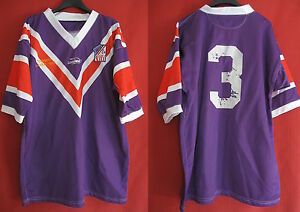 Maillot Rugby Tournay 4 avril 1996 rugby 13 UNSS equipe de France Vintage - XL