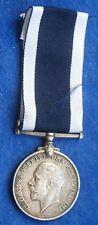 Royal Naval LSGC Medal - Percival Frederick Bush HMS Nelson
