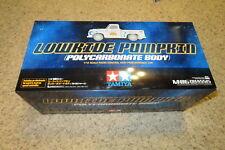 93036 Tamiya Lowride Pumpkin Polycarbonate Body - M06 Empty Box
