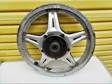 HONDA SUPERDREAM CB250N CB400N - COMSTAR SILVER REAR WHEEL GOOD CONDITION
