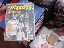 Star Trek , Pizzazz , April 1978 , Kiss , Frampton , Ufo's