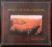 Spirit of the Canyon by Ah*Nee*Mah (CD, Jun-2001, Paras Group International)