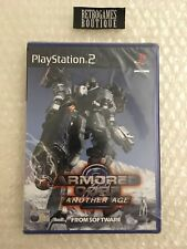 ARMORED CORE 2 ANOTHER AGE PS2 Playstation 2 PAL ITA / UK Nuovo SIGILLATO