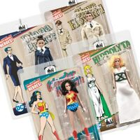 Wonder Woman Retro 8 Inch Action Figure Series 3: Set of all 4