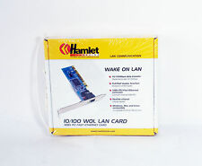 CS 2743 HAMLET SCHEDA LAN 10/100 PCI WONL 32 BIT  ADATTATORE PCI ALTA VEL