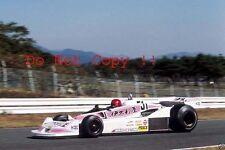 Noritake Takahara Kojima fotografía japonés KE009 Grand Prix 1977