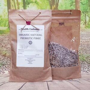 Organic Natural Prebiotic Fibre 225g - Health Embassy Natural(detox,weight loss)