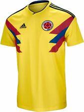 Adidas - Colombia Futbol Soccer Jersey- Boys L