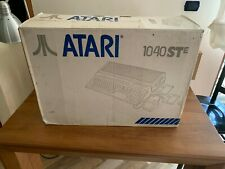 Atari 1040 STE Ita Version Full complete and Boxed Excellent condition 100% Work