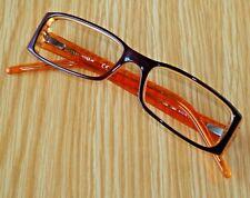 Mint VOGUE VO 2390 1360 51-16 135 Burgundy/trlc.Orange plastic Eyeglasses frames