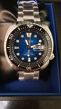 Seiko Prospex Turtle Save The Ocean Manta Ray Automatic Men's Watch SRPE39K1