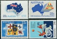 Australia 1981 SG765 Commemoratives set MNH