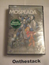 Genesis Climber Mospeada Complete Collection (DVD, 2003, 5-Disc Set) Sealed!