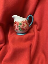 New listing The Pioneer Woman Mini Pitcher Vintage Floral 10.4 oz. Stoneware
