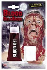 Trucchi Carnevale Sangue Gelatinoso Maxi Tubo 4030g WIDMANN