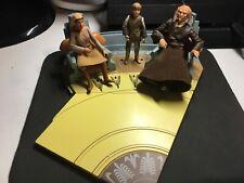 Hasbro Star Wars Jedi Council #3: Adi Gallia, Anakin Skywalker, Saesee Tin 2004