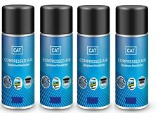 More details for 4 x compressed air duster gas spray / cleaner, max power 200ml