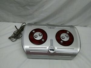 Homedics Foot Pleaser Counter Rotation Kneading Action Massager FM-CR