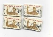 US Stamp Scott  # 1145 4 Cent Boy Scouts of America  100 Used