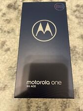 Motorola One 5G Ace  128GB 6gb Ram 48 MP Camera - Fingerprint Sensor (METROPCS)