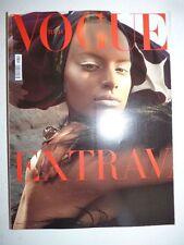 Magazine mode fashion VOGUE ITALIA #611 luglio 2001 extravagancy