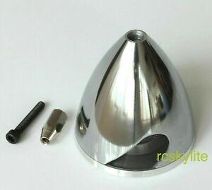 "Aluminum Spinner for 2 Blade Prop 1.5"" 1.75"" 2"" 2.25"" 2.5"" 2.75"" 3"" 3.25"" 3.5"" 4"