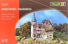 """Faller 130385 H0 - Jagdschloss """" Falkeneck """" NEU & OvP"""