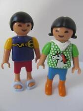 Playmobil Dollshouse children figures: Asian little boy & girl NEW