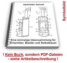 Kaminofen selbst bauen - Kaminöfen Kamin Ofen Technik Patente Patentschriften