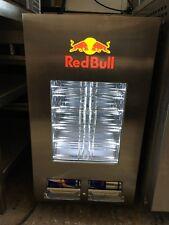 Reb Bull Can Bottle Display Fridge Refrigerator Shelves Chiller